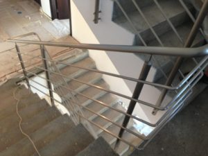 Balustrade Inox Satinat